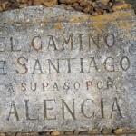 Carrion de los Condes to Terradillos de los Templarios (Camino de Santiago)
