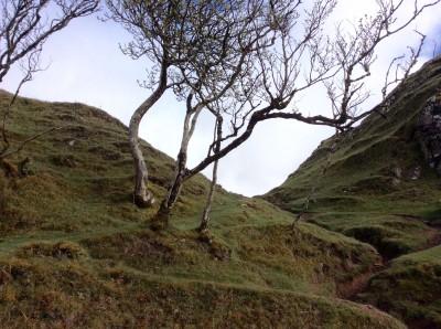 Faerie Glen on the Isle of Skye, Scotland-2016